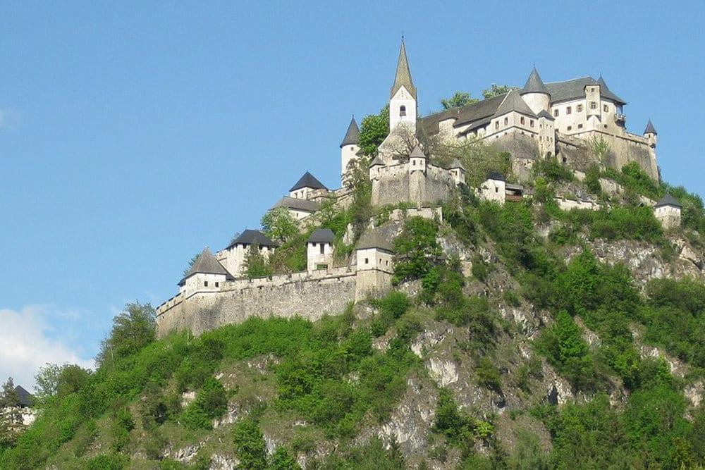 Burg Hochosterwitz, Foto: WikiImages / Pixabay