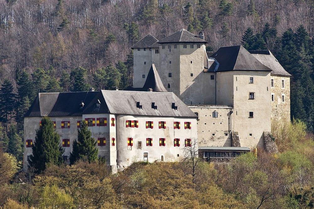Burg Lockenhaus, Foto: Christian Vlasich / Pixabay