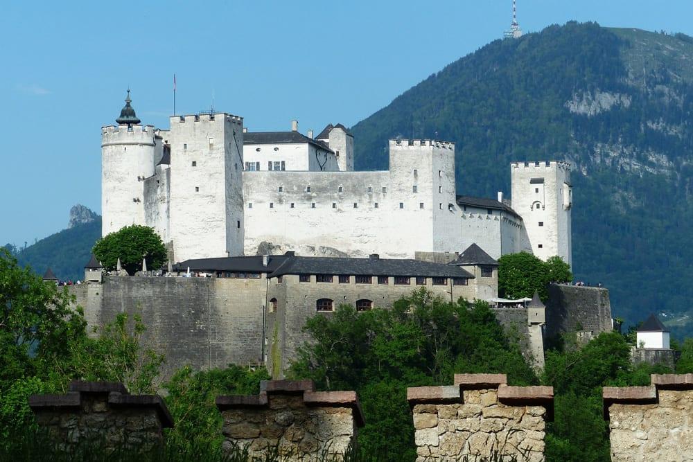 Festung Hohensalzburg, Foto: Hans Braxmeier / Pixabay