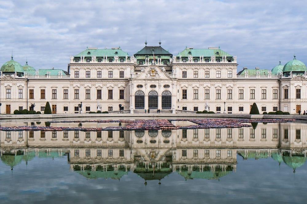 Schloss Belvedere, Foto: hbieser / Pixabay