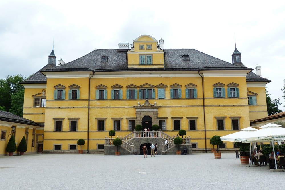 Schloss Hellbrunn, Foto: Hans Braxmeier / Pixabay