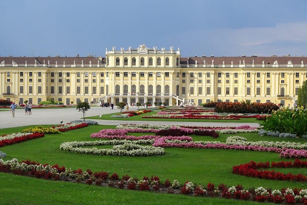 Schloss Schönbrunn, Foto: Franzpix / Pixabay