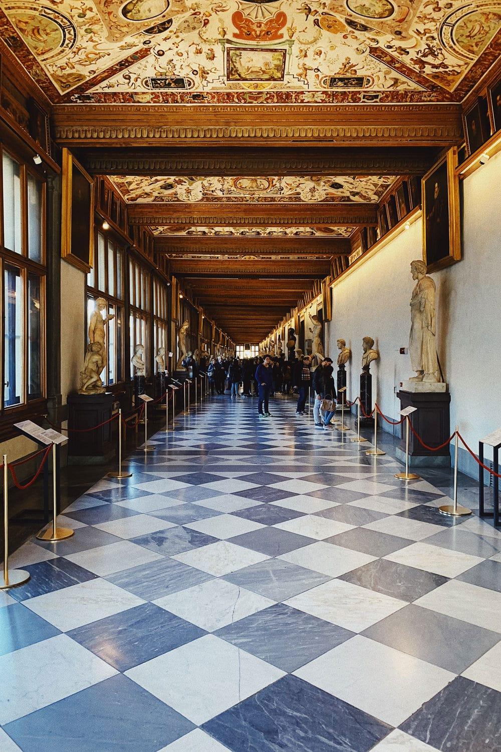 Galleria degli Uffiz