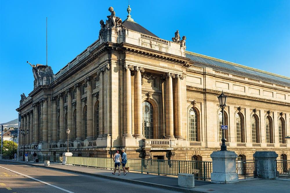 Museum für Kunst und Geschichte in Genf
