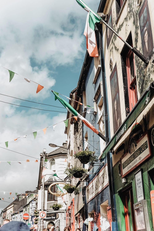 Die Farben Irlands