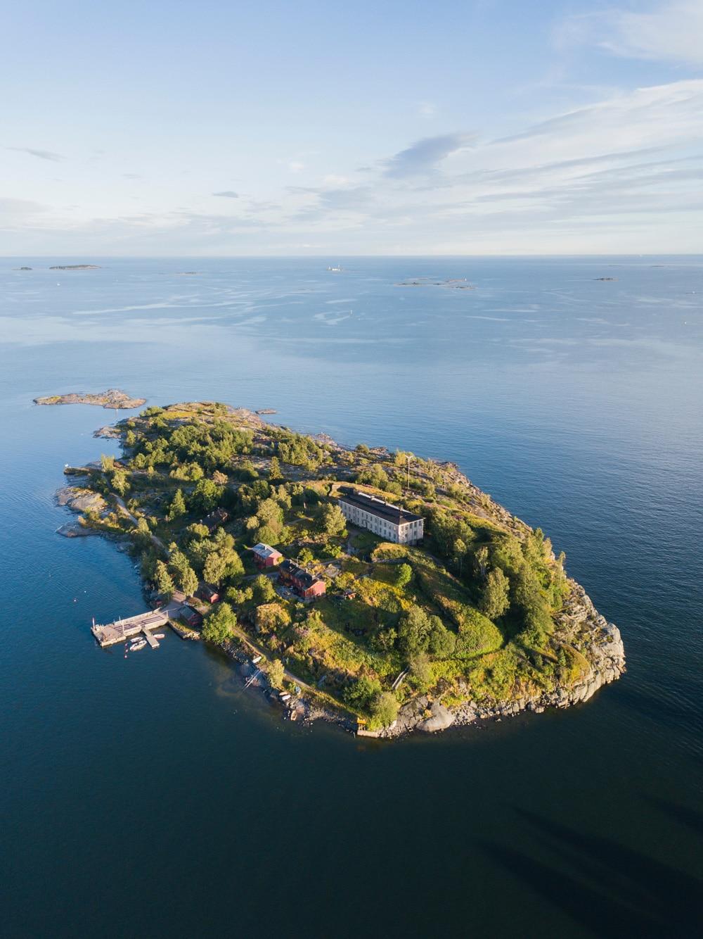Die Insel Harakka