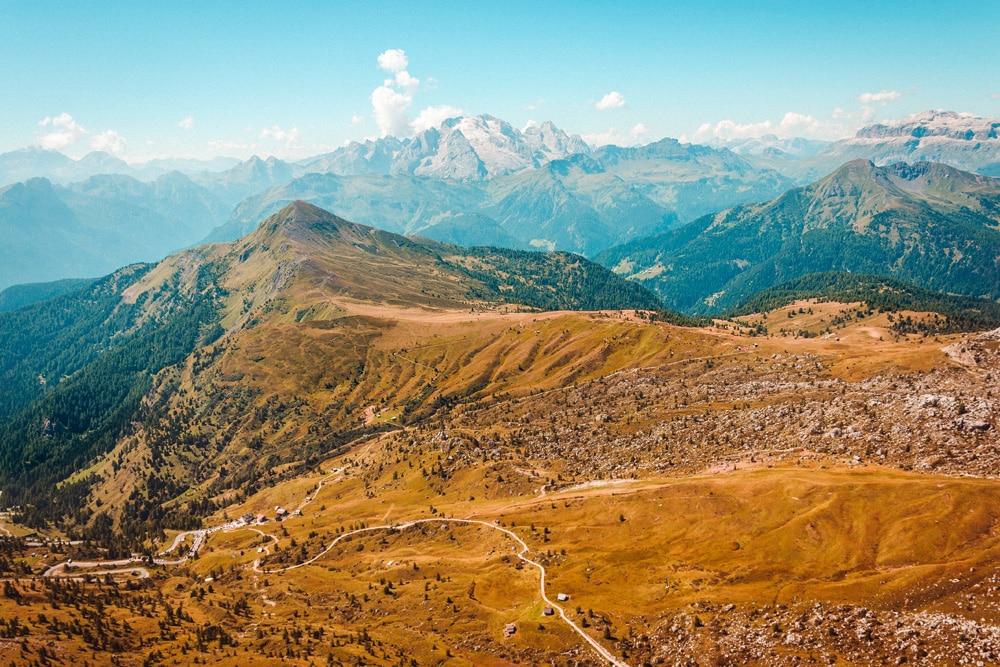Die Dolomiten in Südtirol, Foto: Michal Kmeť / Unsplash
