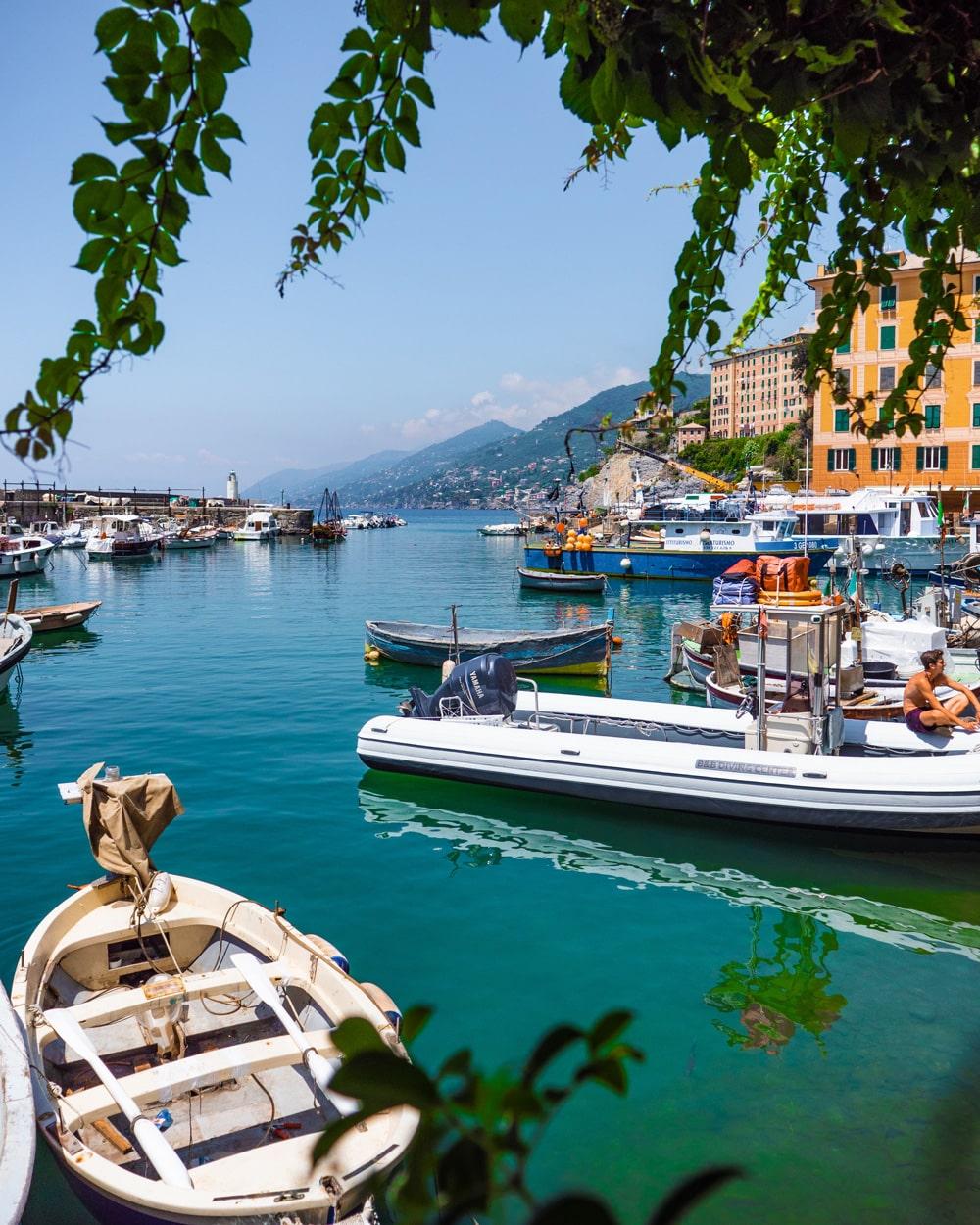 Im Hafen von Genua, Foto: Chris Curry / Unsplash