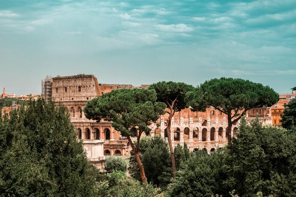 Das Kollosseum in Rom, Foto: Dennis van den Worm / Unsplash