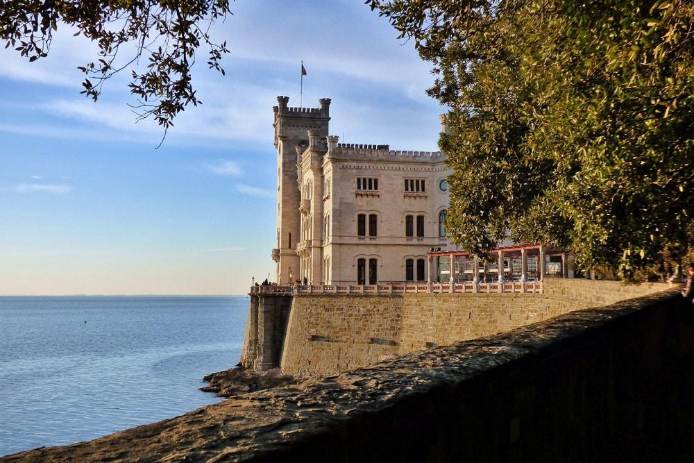 Castello di Miramare in Triest, Foto: Daniele Bucciarelli / Unsplash