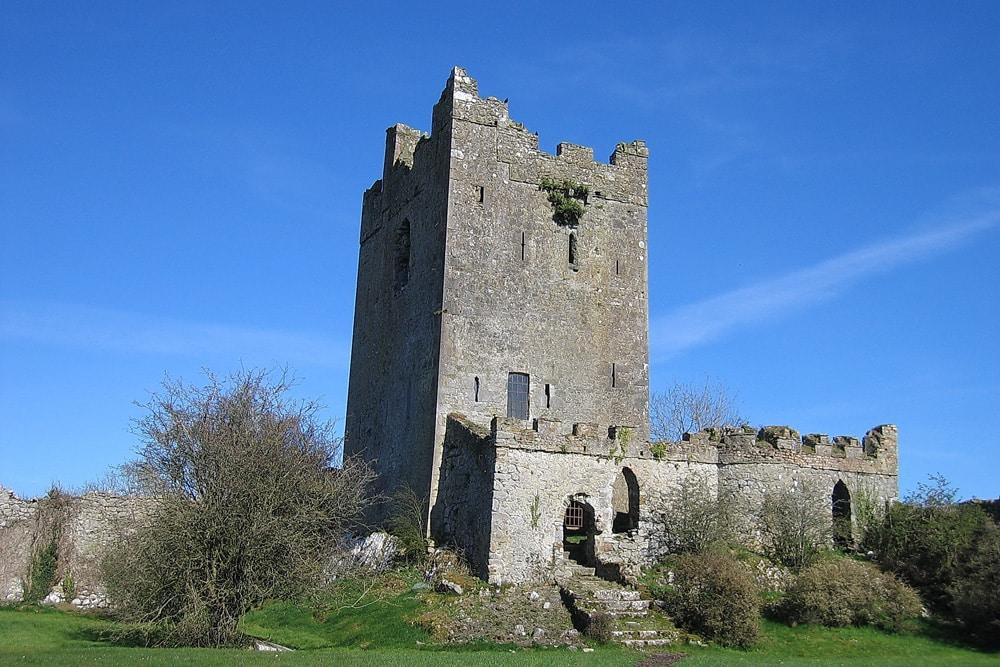 Clonony Castle, Foto: Sarah777 / Wikipedia auf Englisch