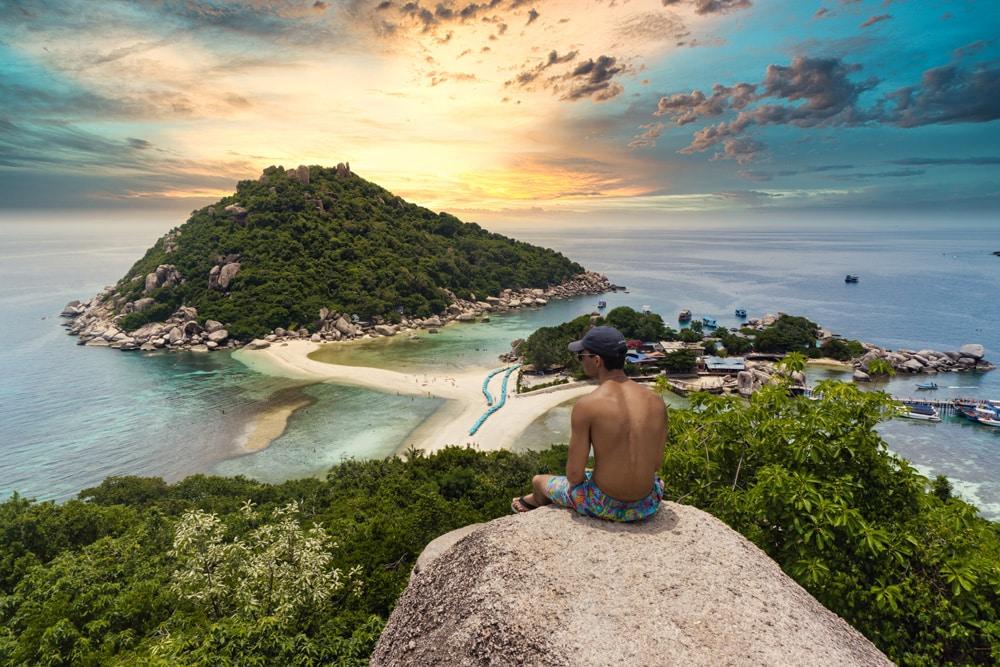 Auf der Insel Koh Tao, Foto: Darren Lawrence / Unsplash