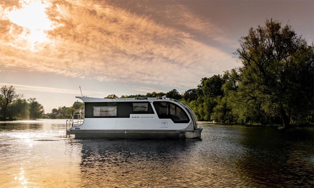 Caravanboat von Tchibo, Foto: Tchibo GmbH