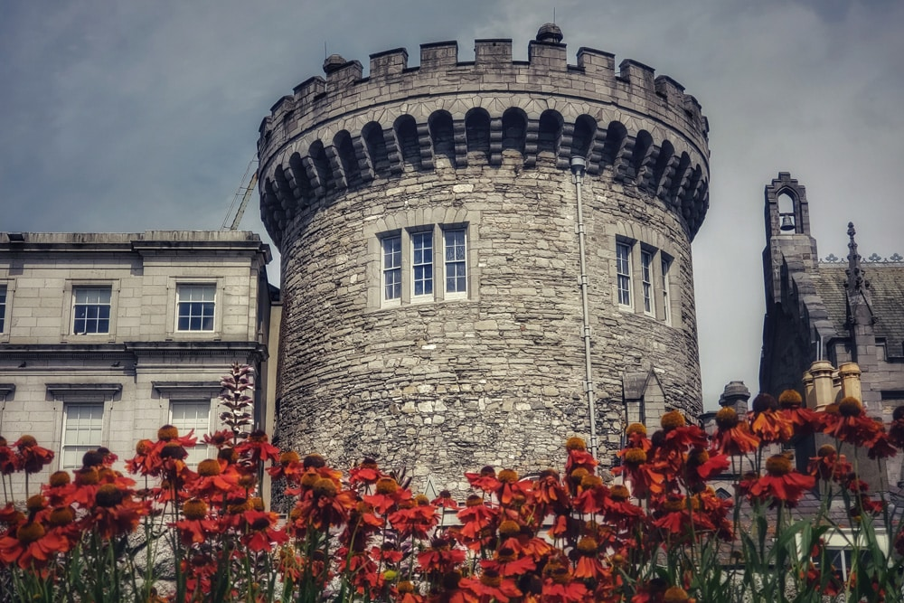 Dublin Castle, Foto: Jeremy Matteo / Unsplash