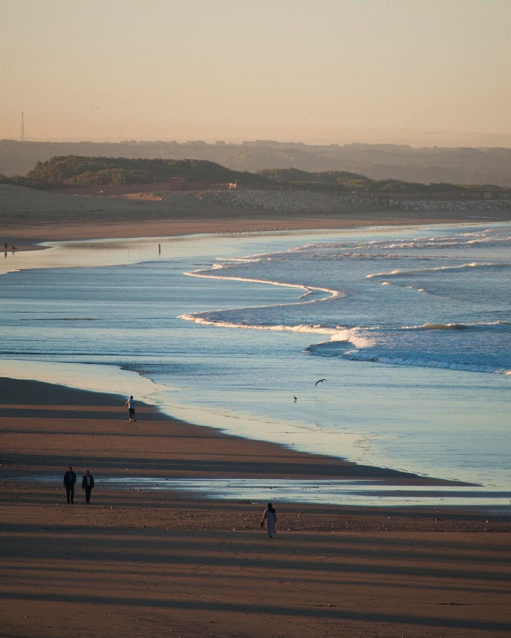 Strand von Agadir, Foto: Juli Kosolapova / Unsplash