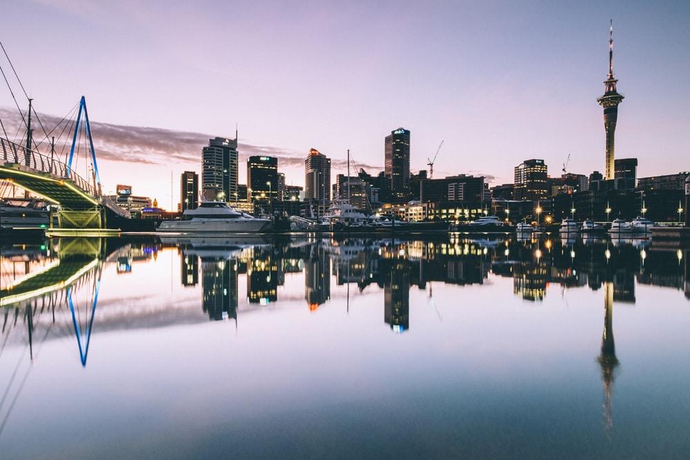 Hafen von Auckland, Foto: Dan Freeman / Unsplash