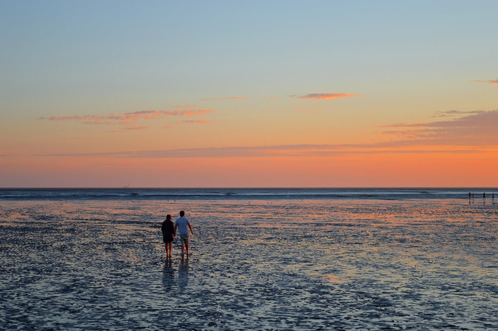 Spaziergang durch das Wattenmeer, Foto: Frauke Riether / Pixabay