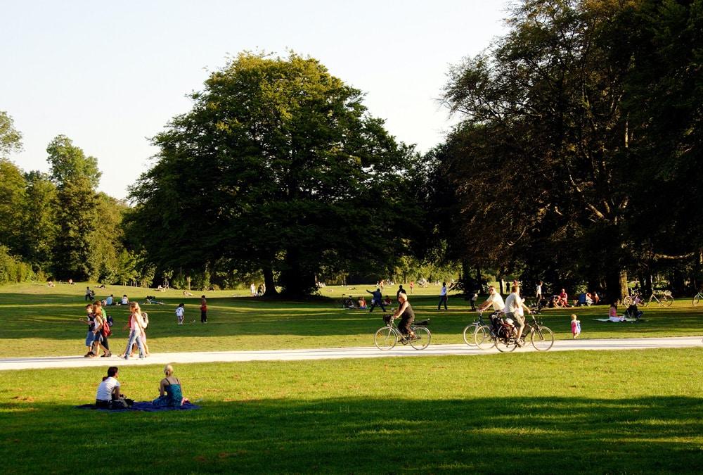 Englischer Garten in München, Foto: Ignacio Brosa /  Unsplash