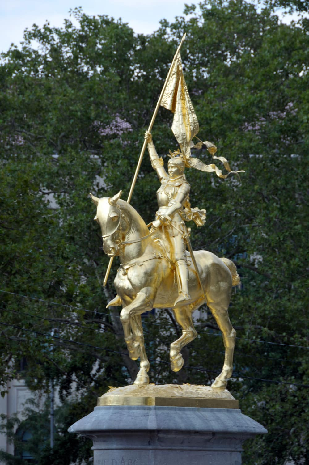 Joan of Arc statue, Foto: Edward Savaria for PHLCVB
