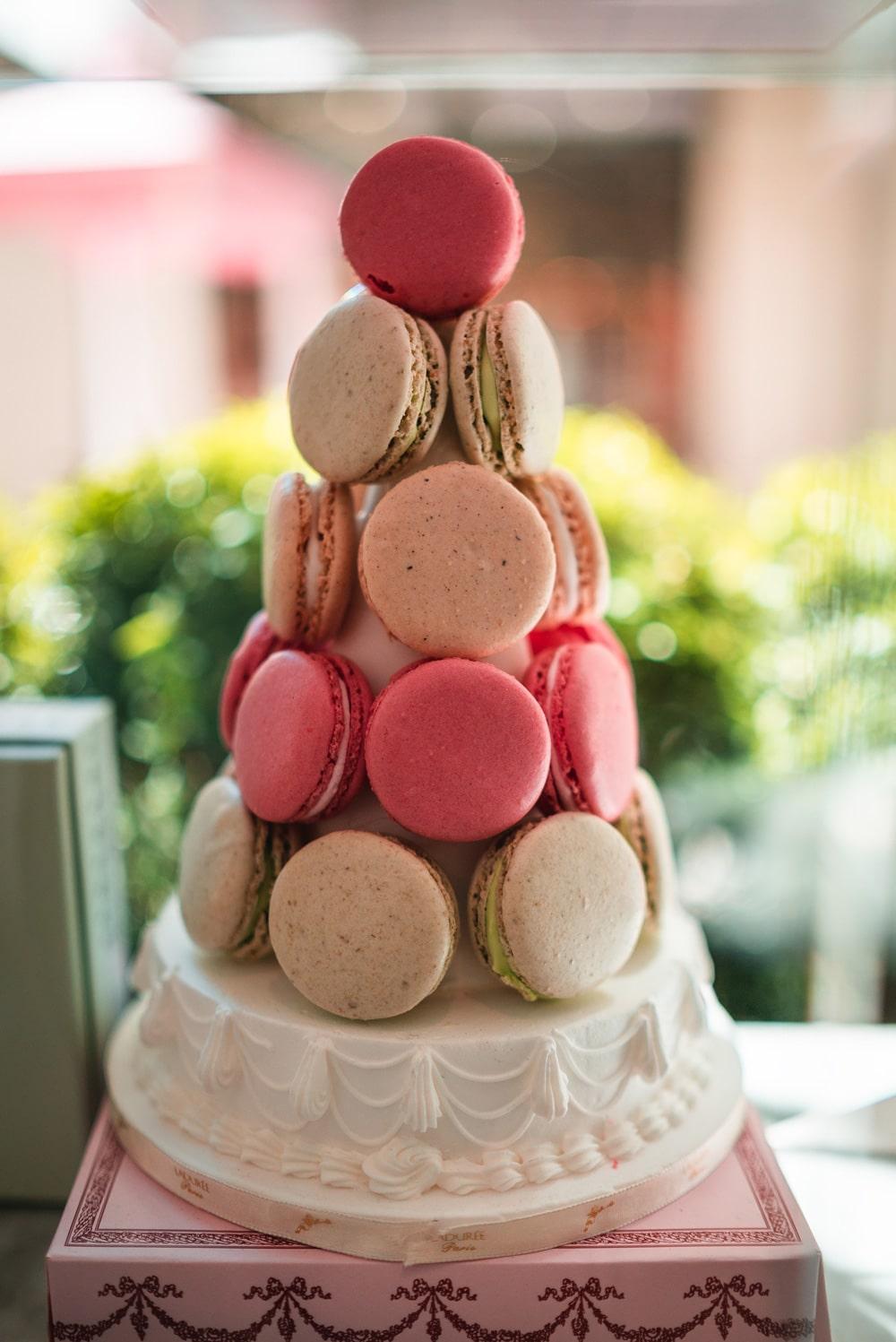 Macarons von Ladurée, Foto: Andreas Dress / Unsplash