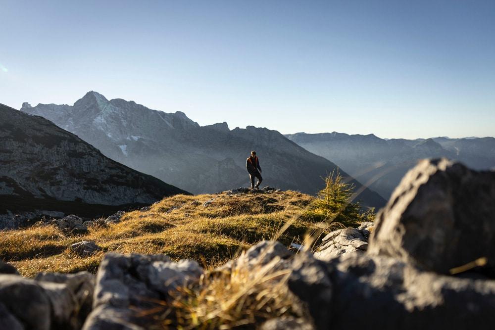 Auf dem Weh zum Watzmann im Berchtesgadener Land, Foto: Colin Moldenhauer / Unsplash