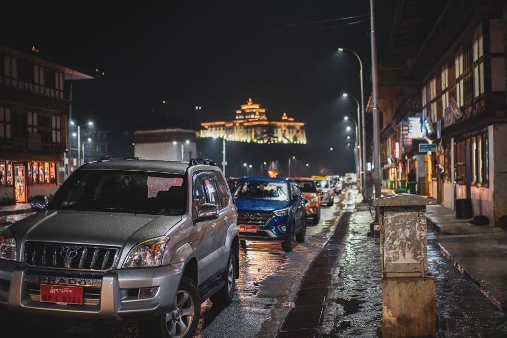 Paro bei Nacht, Foto: Gaurav Bagdi / Unsplash