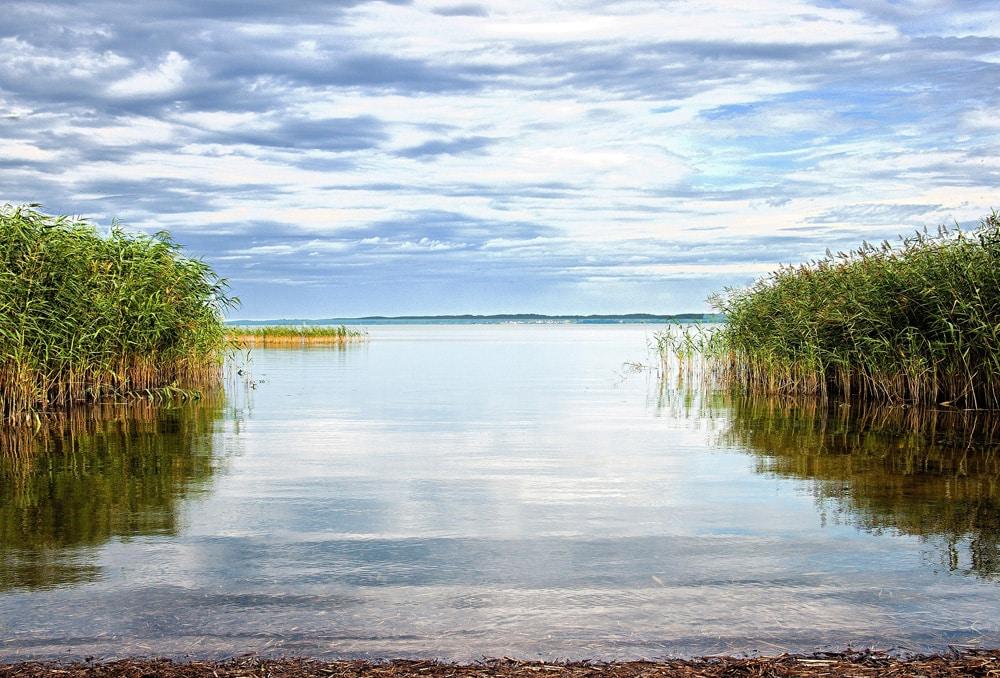Der Balmer See auf Usedom, Foto: Andre Drechsel / Pixabay