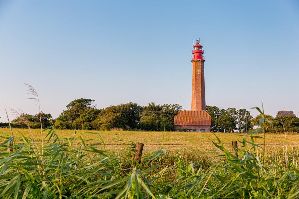 Flügger Leuchtturm, Foto:  rphfoto / Adobe Stock