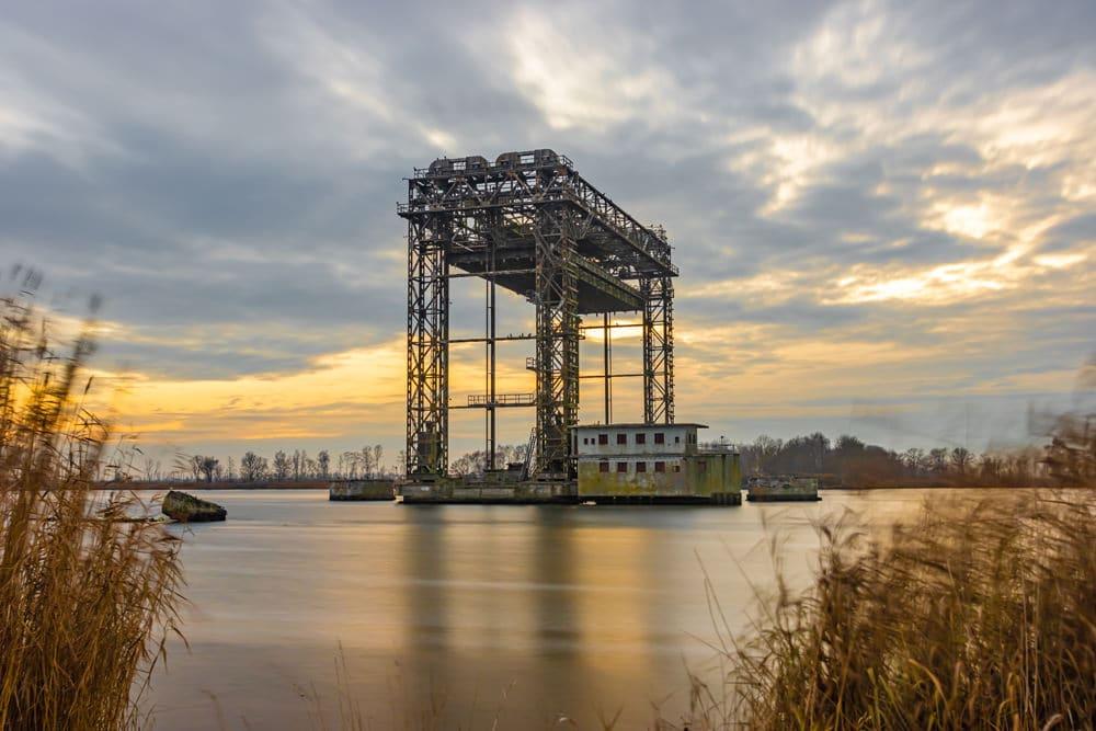 Hubbrücke Karnin, Foto: Frank`s Photography / Adobe Stock
