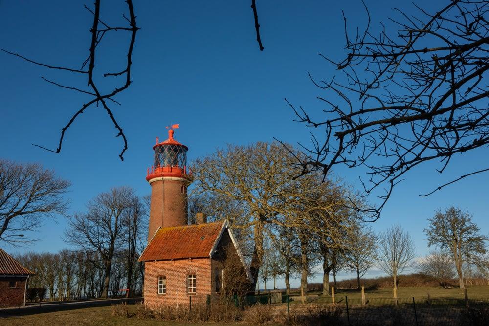 Staberhuker Leuchtturm, Foto: Lars Gieger / Adobe Stock