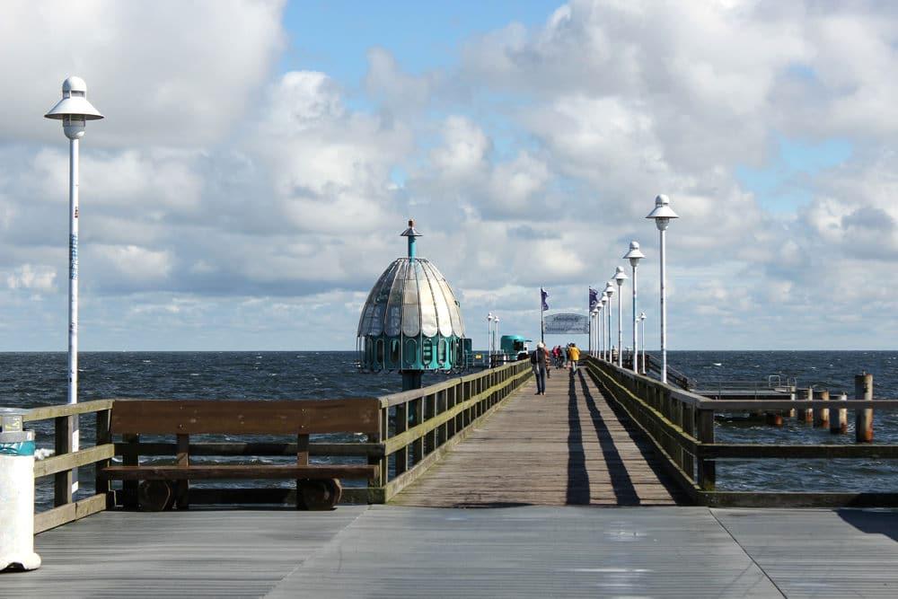 Seebrücke von Zinnowitz, Foto: Metatravel-Service / Pixabay