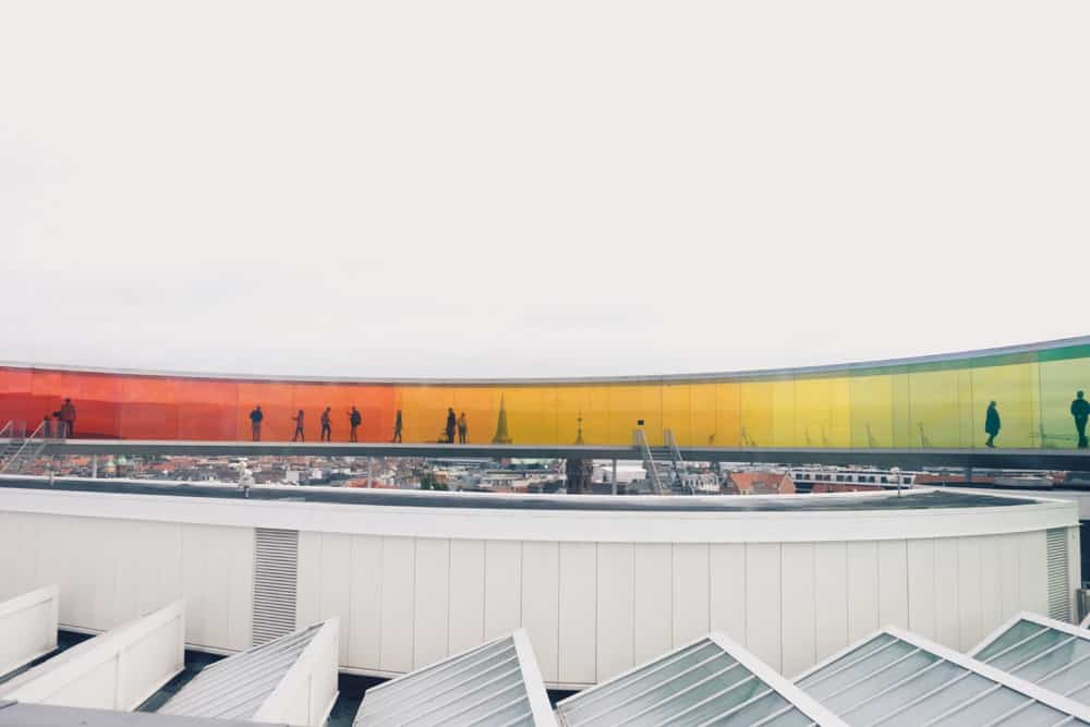 ARoS Aarhus Art Museum, Foto: Thomas Peham / Unsplash