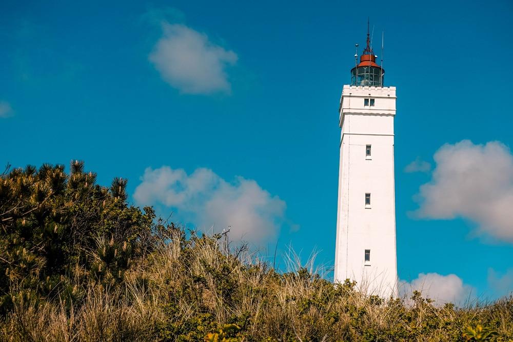 Blåvandshuk Fyr - der Leuchtturm von Blåvand, Foto: Daniela Hinz