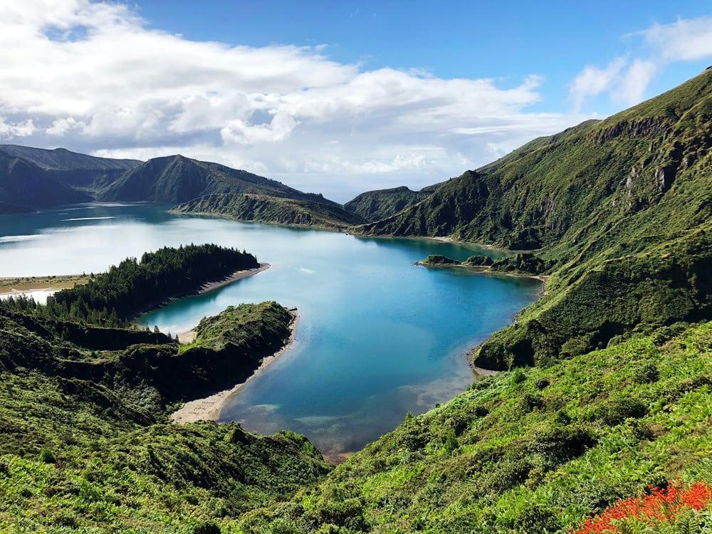 Tolle Landschaften gibt es auf den Azoren zu entdecken, Foto: Martin Munk /  Unsplash