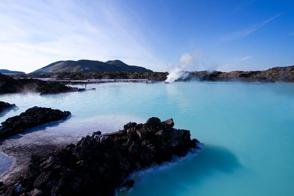 Die Blaue Lagune von Island, Foto: Frank Denney / Unsplash