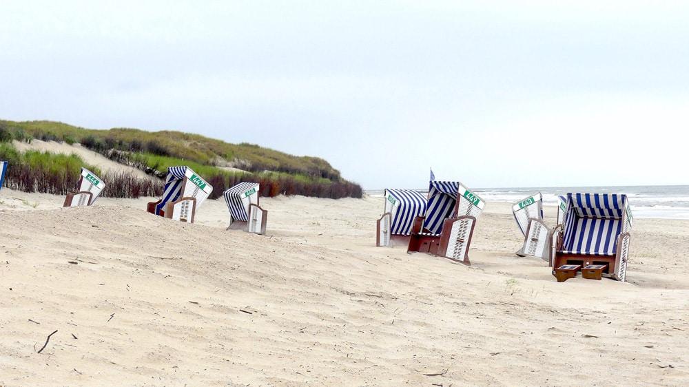 Den Urlaub im Strandkorb genießen - herrlich, Foto: Dietmar Hesse / Pixabay