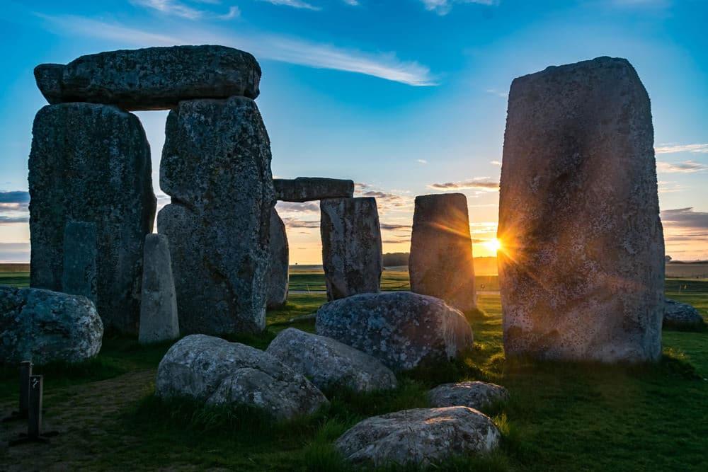 Die wohl bekannteste Steinformation der Welt: Stonehenge, Foto: Ankit Sood / Unsplash
