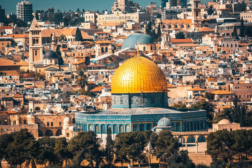 Der Felsendom auf dem Tempelberg in Jerusalem, Foto: Raimond Klavins / Unsplash