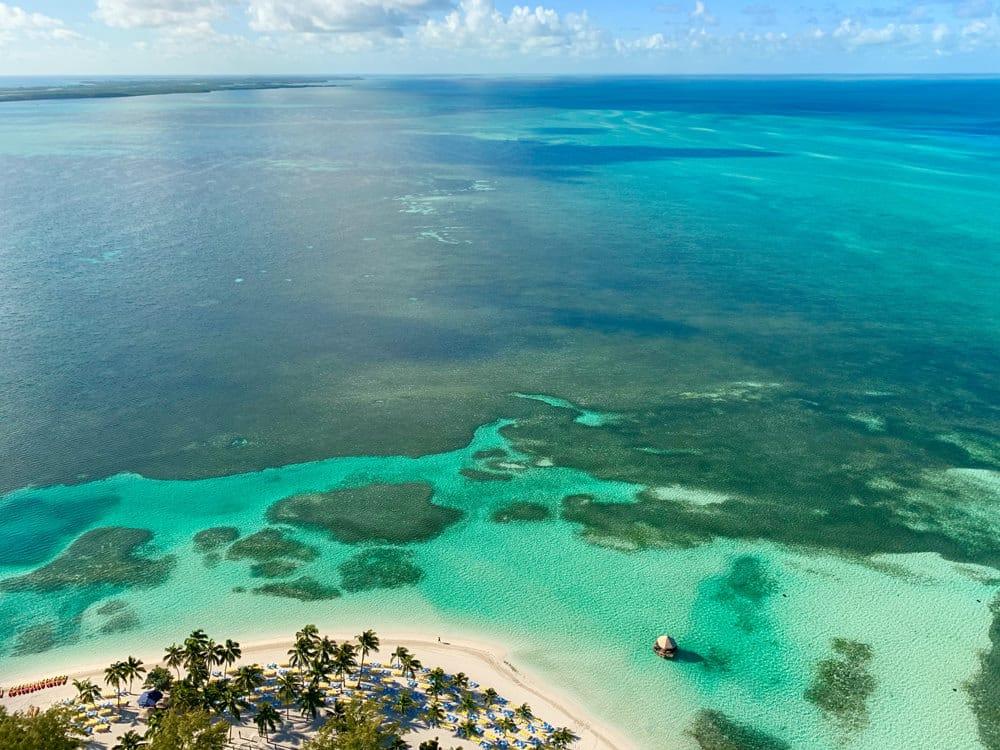Coco Cay auf den Bahamas, Foto: Fernando Jorge / Unsplash