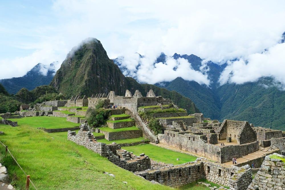 Willkommen auf dem Machu Picchu, Foto: Nathalie Marquis / Unsplash