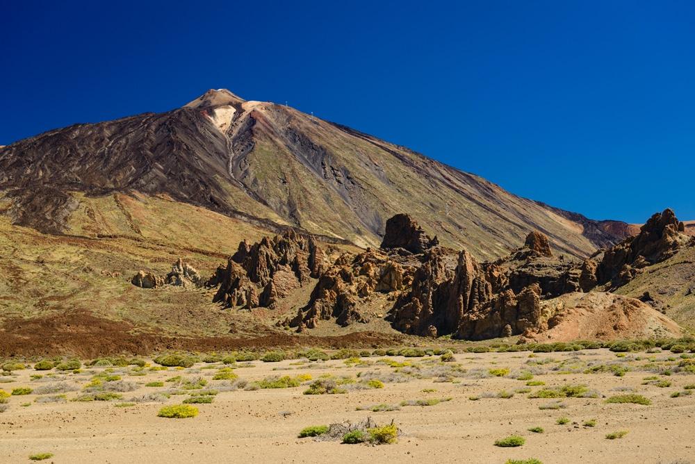 Der Vulkan Teide auf Teneriffa, Foto: Michal Mrozek / Unsplash