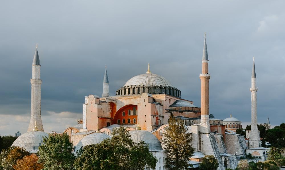Die Hagia Sophia in Istanbul, Foto: Adli Wahid / Unsplash