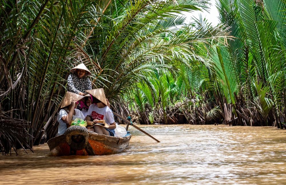 Eine Tour auf dem Mekong-Delta ist sehr sehenswert, Foto: Tomáš Malík / Unsplash
