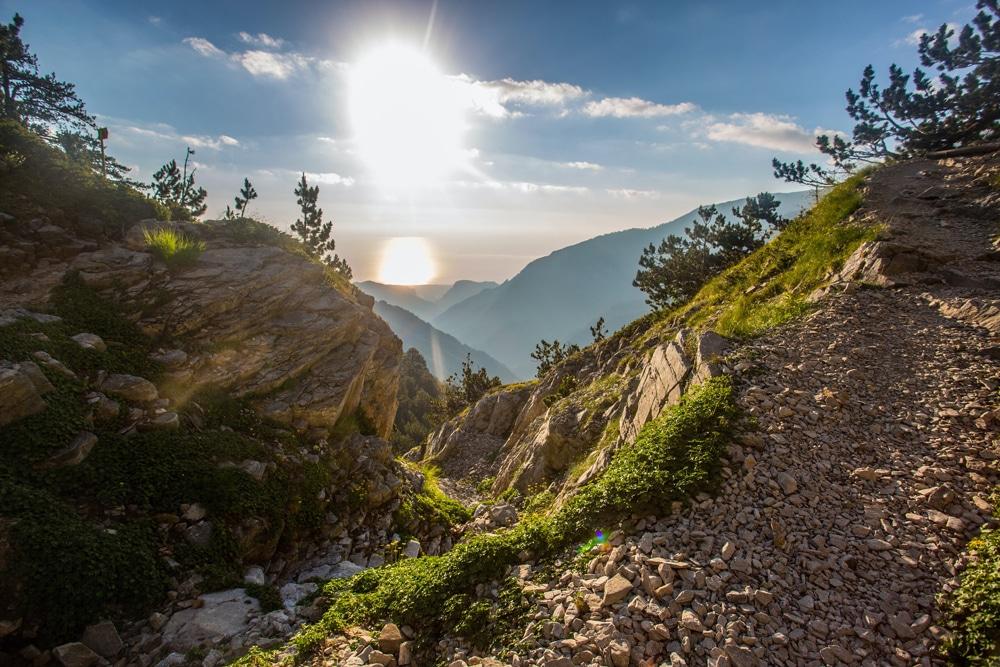 Wunderschön und beeindruckend: der Olymp in Griechenland. Foto: Ben Dumond / Unsplash