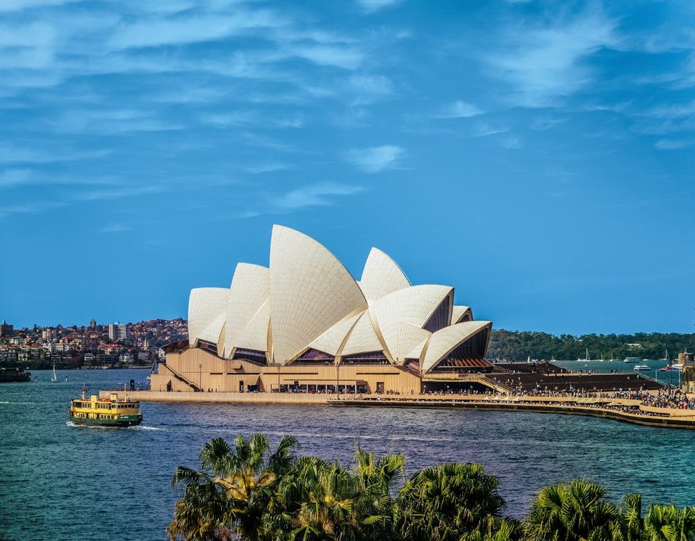 Die Oper von Sydney, Foto: Sean Bernstein / Unsplash
