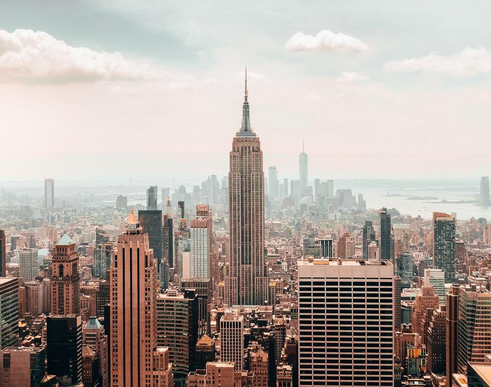Blick auf das Empire State Building, Foto: Christian Ladewig/Unsplash