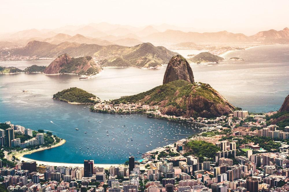 Wahrzeichen von Rio de Janeiro: der Zuckerhut, Foto: Agustin Diaz Gargiulo/ Unsplash