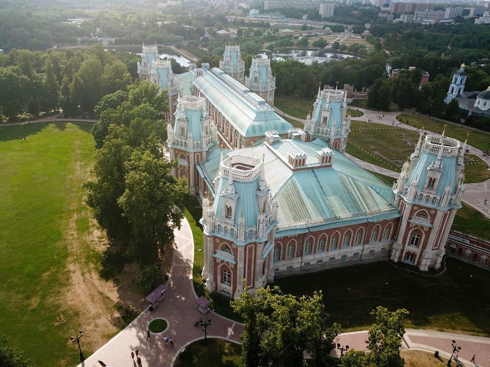 Auch das Zarizyno-Museum mit seinem großen Park ist ein Publikumsmagnet, Foto: Aleksandr Sydorov/ Unsplash